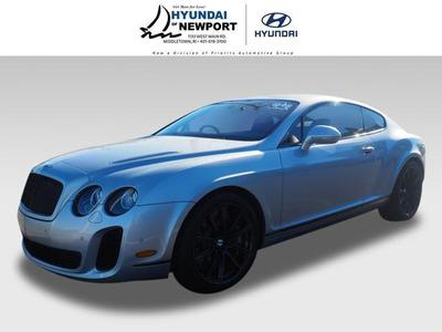 Bentley Continental Supersports 2010 for Sale in Middletown, RI