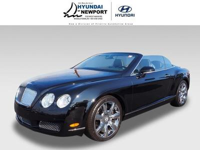 Bentley Continental GTC 2007 for Sale in Middletown, RI