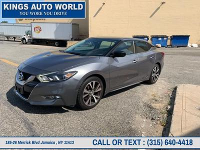 Nissan Maxima 2016 for Sale in Springfield Gardens, NY