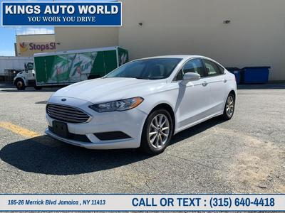 Ford Fusion 2017 for Sale in Springfield Gardens, NY