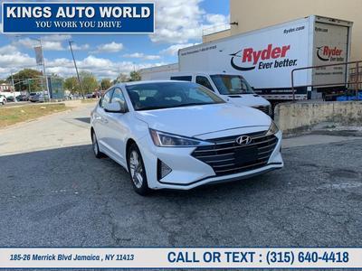 Hyundai Elantra 2019 a la venta en Springfield Gardens, NY