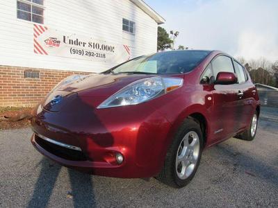 Nissan Leaf 2012 for Sale in Sanford, NC