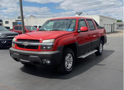 Chevrolet Avalanche 2003 for Sale in Jacksonville, IL