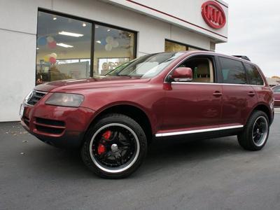 Volkswagen Touareg 2005 for Sale in Berwyn, IL