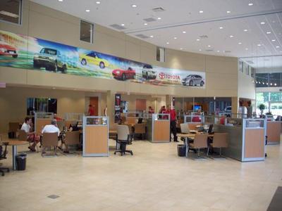 Hendrick Toyota Apex Image 2