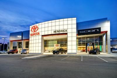 Hendrick Toyota Apex Image 4