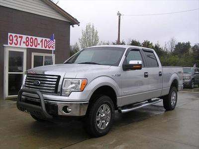 2012 Ford F-150 XLT for sale VIN: 1FTFW1ET9CFA54951