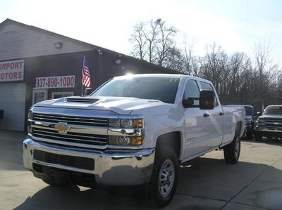 Chevrolet Silverado 3500 2017 for Sale in Vandalia, OH