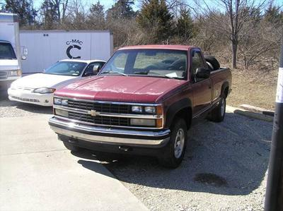 1988 Chevrolet Pickup  for sale VIN: 1GCDK14KXJE172571