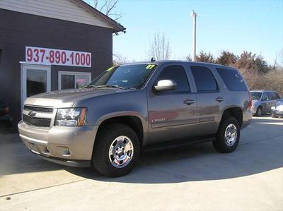 2007 Chevrolet Tahoe LT for sale VIN: 1GNFK13047J267269