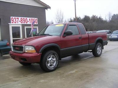 2003 GMC Sonoma SLS for sale VIN: 1GTDT19X438169443