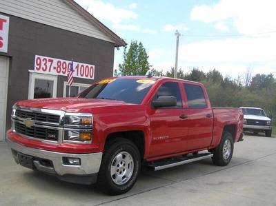 Chevrolet Silverado 1500 2014 for Sale in Vandalia, OH
