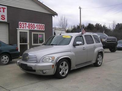 2007 Chevrolet HHR LT for sale VIN: 3GNDA33P07S639465