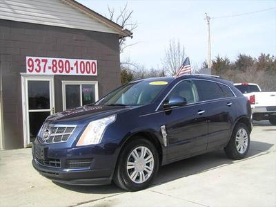2010 Cadillac SRX Luxury Collection for sale VIN: 3GYFNAEY2AS593669