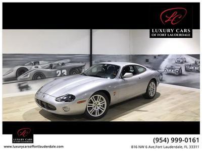 Jaguar XKR 2004 for Sale in Fort Lauderdale, FL