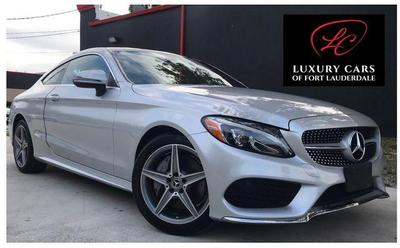 Mercedes-Benz C-Class 2018 for Sale in Fort Lauderdale, FL