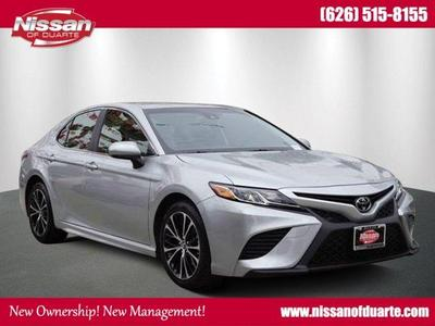 Toyota Camry 2018 for Sale in Duarte, CA