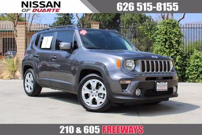 Jeep Renegade 2020 for Sale in Duarte, CA
