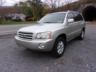 Toyota Highlander 2003 for Sale in Everett, PA
