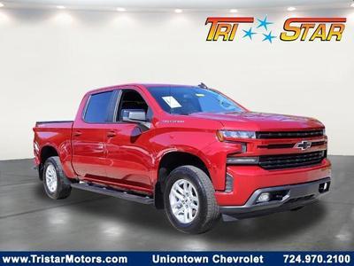Chevrolet Silverado 1500 2019 for Sale in Uniontown, PA