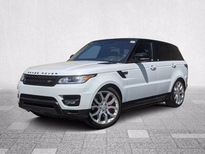 Land Rover Range Rover Sport 2017 for Sale in Boerne, TX
