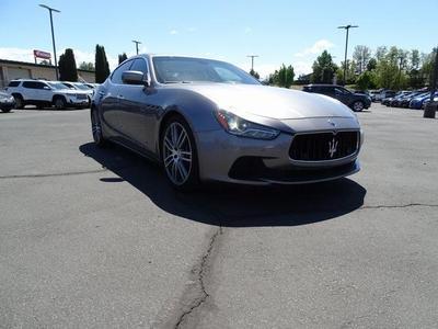 Maserati Ghibli 2015 for Sale in Walla Walla, WA