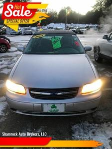 Chevrolet Malibu 2003 for Sale in Loudon, NH