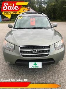 Hyundai Santa Fe 2007 for Sale in Loudon, NH