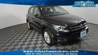 Volkswagen Tiguan Limited 2017 for Sale in Denver, CO