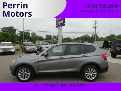 BMW X3 2014 for Sale in Comstock Park, MI