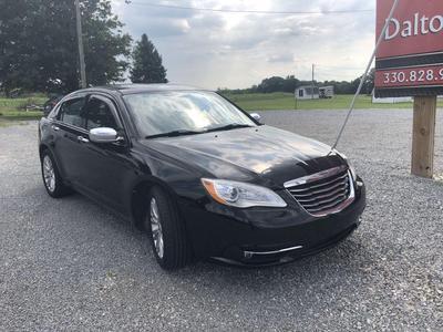 Chrysler 200 2013 for Sale in Dalton, OH