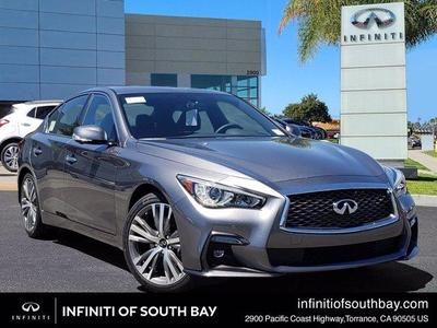 INFINITI Q50 2021 for Sale in Torrance, CA