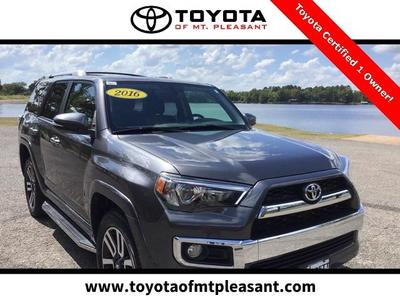 Toyota 4Runner 2016 for Sale in Mount Pleasant, TX