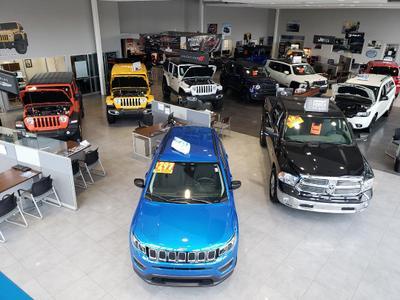 James Chrysler Dodge Jeep Ram Image 1