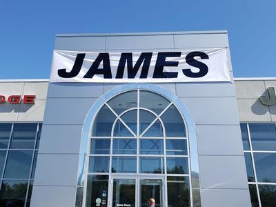 James Chrysler Dodge Jeep Ram Image 2