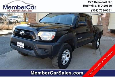 Toyota Tacoma 2012 for Sale in Rockville, MD