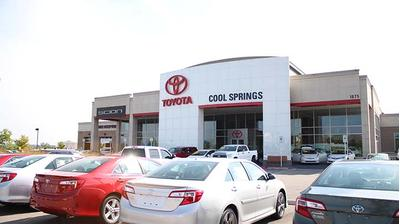 Toyota of Cool Springs Image 5
