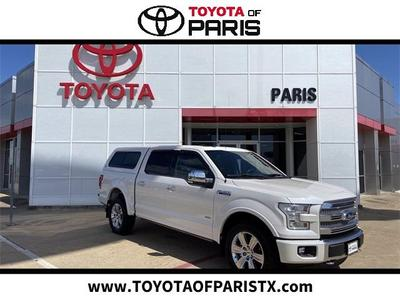 Ford F-150 2017 for Sale in Paris, TX