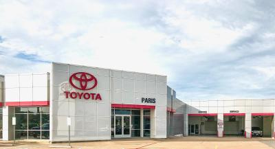 Toyota of Paris Image 1