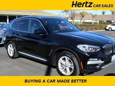 BMW X3 2019 for Sale in Pleasanton, CA