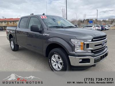 Ford F-150 2020 for Sale in Elko, NV