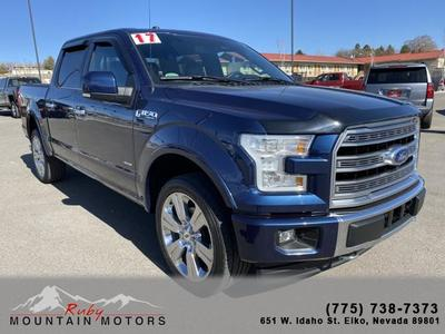 Ford F-150 2017 for Sale in Elko, NV