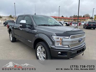 Ford F-150 2019 for Sale in Elko, NV