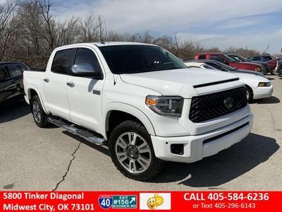 Toyota Tundra 2018 for Sale in Oklahoma City, OK