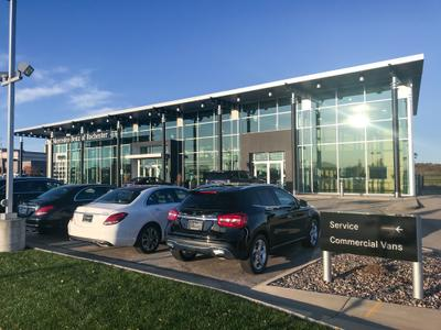 Mercedes-Benz of Rochester Image 1