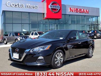 Nissan Altima 2020 a la venta en Costa Mesa, CA