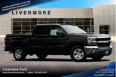 Chevrolet Silverado 1500 2018 for Sale in Livermore, CA