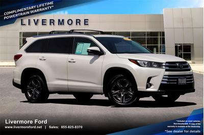 Toyota Highlander 2019 for Sale in Livermore, CA