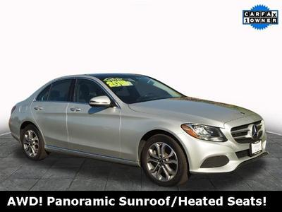 Mercedes-Benz C-Class 2018 for Sale in Naperville, IL