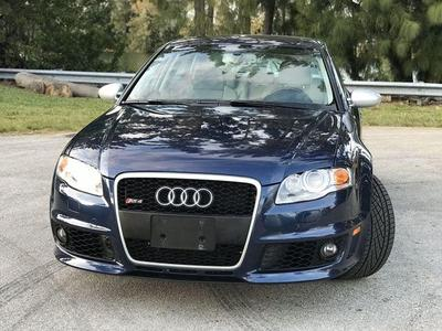 Audi RS 4 2008 for Sale in Fort Lauderdale, FL
